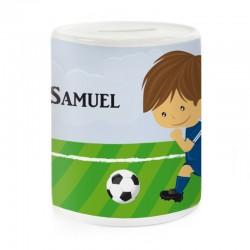 Spardose - Fußballer