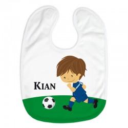Lätzchen - Fußballer