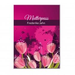 Mutterpass - Tulpen