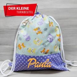 Mini Turnbeutel - Fuchs