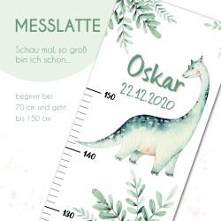 Messlatte - Dinosaurier
