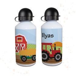 Trinkflasche - Traktor