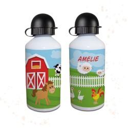 Trinkflasche - Bauernhof