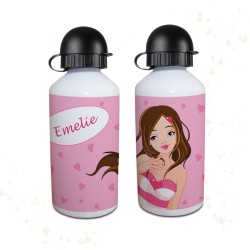 Trinkflasche - Girly