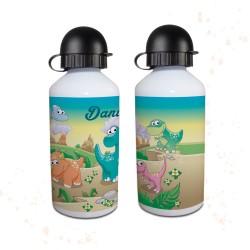 Trinkflasche - Kleine Dinos