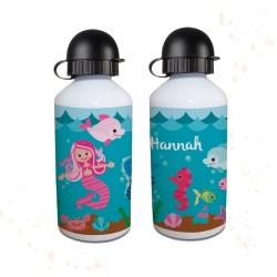 Trinkflasche - Meerjungfrau
