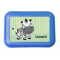 Brotdose - Zebra