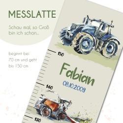 Messlatte - Feldmaschinen