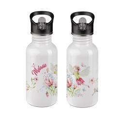 Trinkflasche mit Namen -...