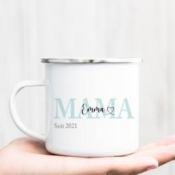 Tasse - Mama seit