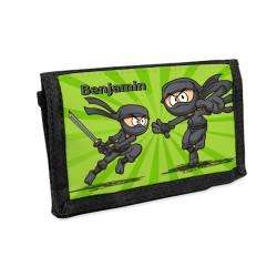 Geldbörse - Ninjas