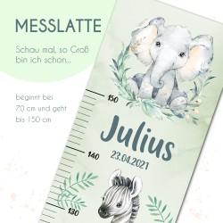 Messlatte - Africa Babies