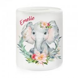 Spardose - Elefanten...