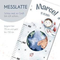 Messlatte - Weltall