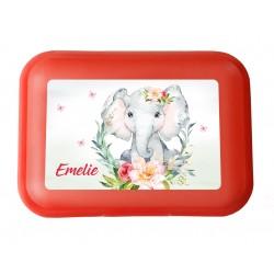 Brotdose - Elefanten...