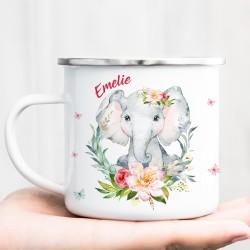 Tasse - Elefanten Mädchen...