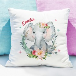 Kissenhülle - Elefanten...