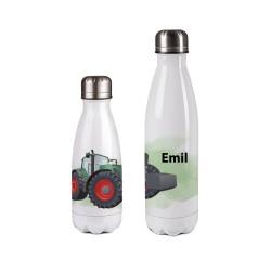 Thermosflasche mit Namen -...